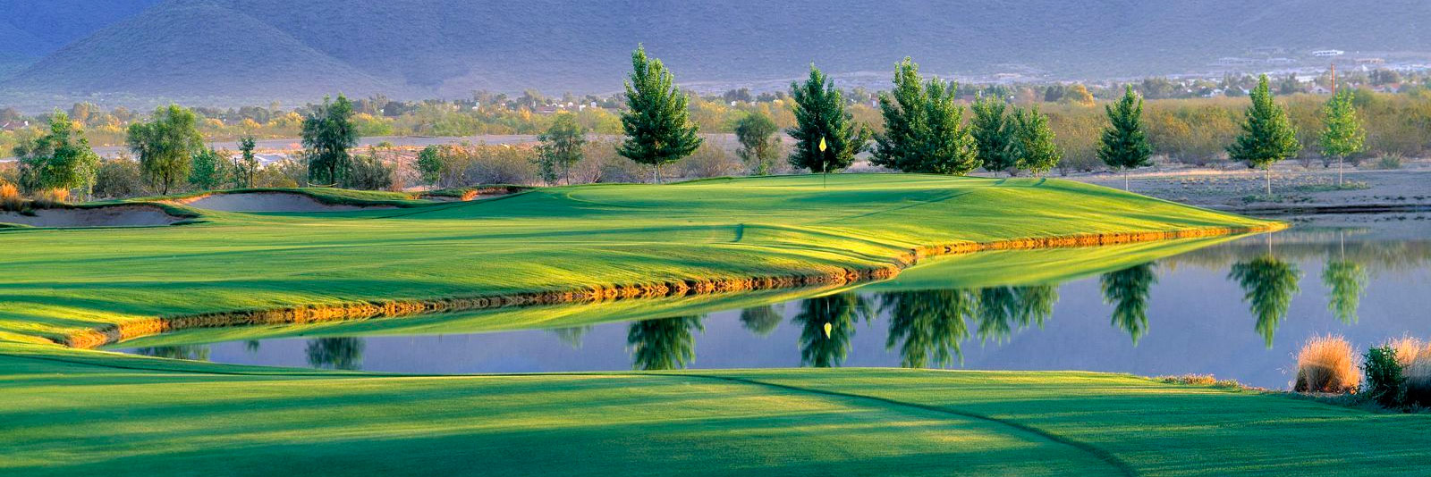 Phoenix/Scottsdale Golf Package: Villas at TPC Scottsdale + SunRidge / Eagle Mountain / Talking Stick / Raven for $189 per person, per day!